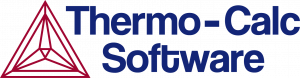 Thermo-Calc Software. Logotype.